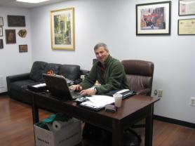 Roland Falls Auto Body Owner & Operator