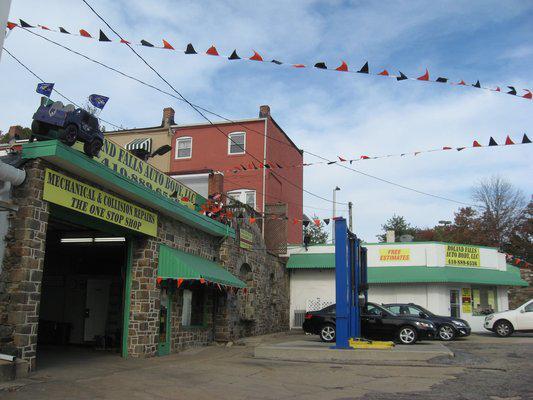 Roland Falls Auto Body   Auto Repair & Body Shop   Baltimore, MD