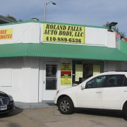 Roland Falls Auto Body, Baltimore MD